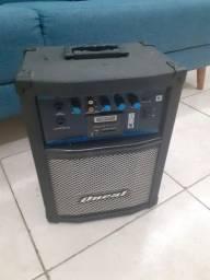 Caixa acústica  ( pendrive não funciona)