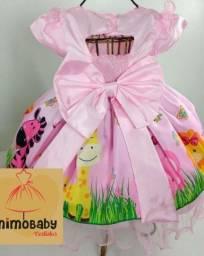 Vestido Safari Baby