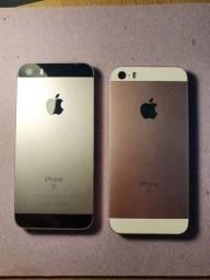 Vendo 2 iPhones SE 64GB (1ª ger)