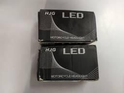 Hjg led motorcycle headlight 4100lm 100,00