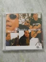 Cd Barão Vermelho Balada Mtv - Original