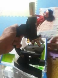 microscopio na caixa 380 menor valor