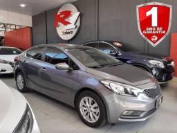 CERATO 2015/2016 1.6 SX 16V FLEX 4P AUTOMÁTICO