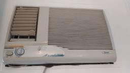 Ar condicionado Air master consul 21000 btu gelando muito