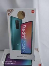 Promoção 2021.. Redmi Note 9 da Xiaomi.. Novo LACRADO Garantia e entrega