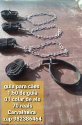 GUIAS PARA CÃES