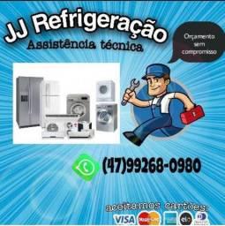 Consertos de refrigeração