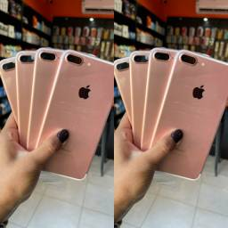 Modelo Vitrine impecável ## iPhone 7 Plus de 32 Gb Zero @@