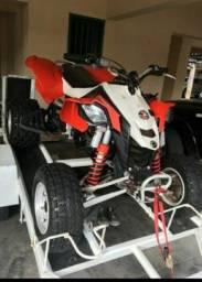 Quadriciclo Can am 450