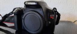 Vendo corpo de câmera canon T3