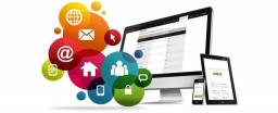 Loja virtual - Sites - Google - Aplicativo - Redes Sociais