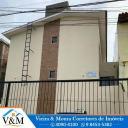Ref. 479 L15/04- Duplex em Olinda, 02 e 01 Qrts ,Suítes 01 C/ Varanda, Cozinha, Garagem PE