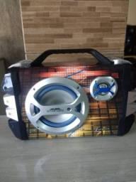 Rádio portátil lenox