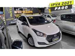 Hyundai Hb20s 2019 1.0 unique 12v flex 4p manual