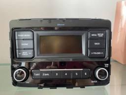 Som Original Hyundai Creta Sem Uso