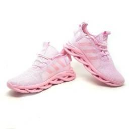 Tênis Feminino Adidas Yeezy Salt 34 ao 37