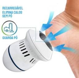Pedicure Lixa / Lixadeira De Pé Elétrica Pilhas Removedor de Calo Esfoliador (A104)