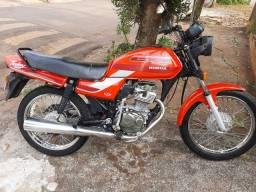 Moto Cg Today 125 ano 1991