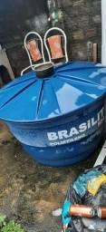 Caixa d'água 500lt