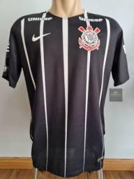 Camisa Corinthians Original De Jogo 2017 #7 Jô