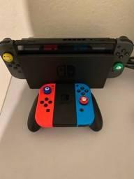Nintendo Switch desbloqueável!