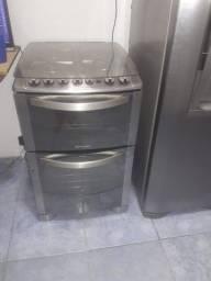 Vende fogao top 4 bocas electrolux 2 fornos