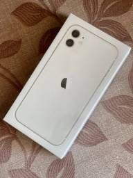 iPhone 11 64gb Branco  (NOVO e LACRADO) - PROMOÇÃO
