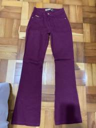 Calça Jeans Marsala Roscel