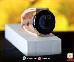 Relógio Inteligente S20 Smartwatch Pressão Arterial  t15sd4sd21
