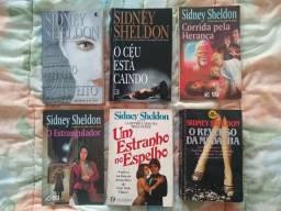 Livros Usados - Sidney Sheldon