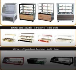 Estufas Aquecidas e Refrigeradas