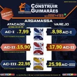 Título do anúncio: Promoçao Argamassas Atacado e Varejo.
