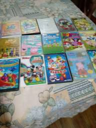DVD infantil todos originais