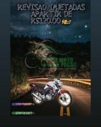 Promoçao Revisao motos injetadas