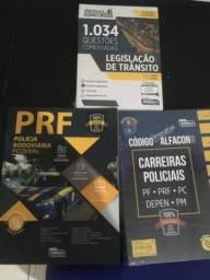 Combo PRF e IBGE ( Alfacon - lacradas e atualizadas)