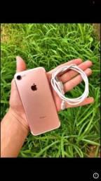 IPhone 7 32 gb Rose tudo funcionando