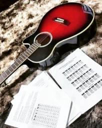 Venha ter aulas de violão!