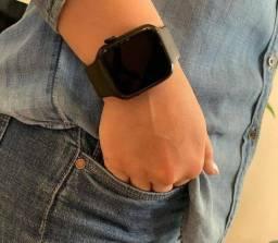 Smartwatch Iwo w46 notifica redes sociais/ ligação - modo esportes