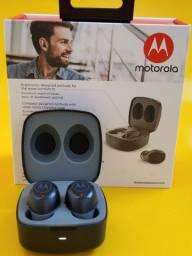 Fone Bluetooth In-Ear ORIGINAL Motorola Vervebuds 100