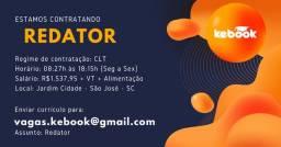 Redator(a)