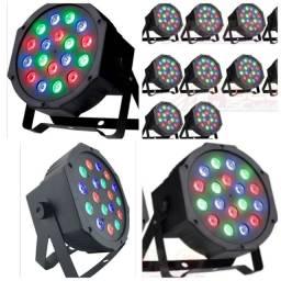 Canhao led refletor jogo de luz