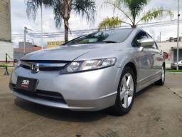 Honda - Civic LXS Aut. - 2007