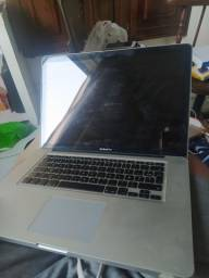 Macbook pro a1286 -core i7 8gb geforce 512mb
