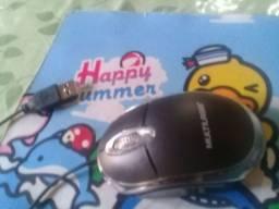 Vendo Mouse e mouse pad