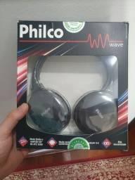 Fone ouvido bluetooth 5.0 PHILCO ORIGINAL