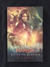 Nárnia - Príncipe Caspian (Livro)