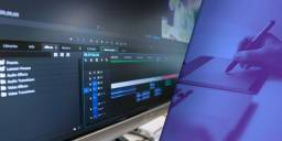 Edições de vídeo e Audiovisual