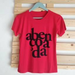 T-shirts viscolycra Atacado