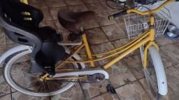 Vendo bicicleta R$ 700,00