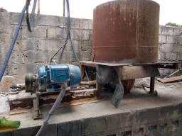 Misturador Vertical - Capacidade 740 litros